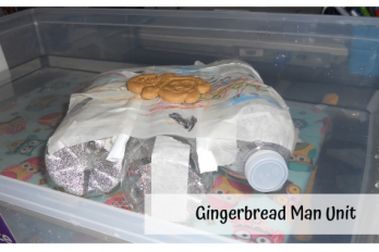 The Gingerbread Man Unit
