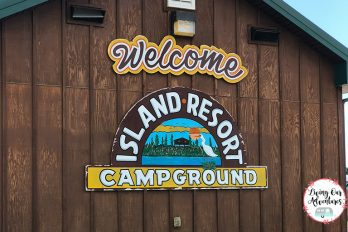 Island Resort Campground, MD ~Campground Review~