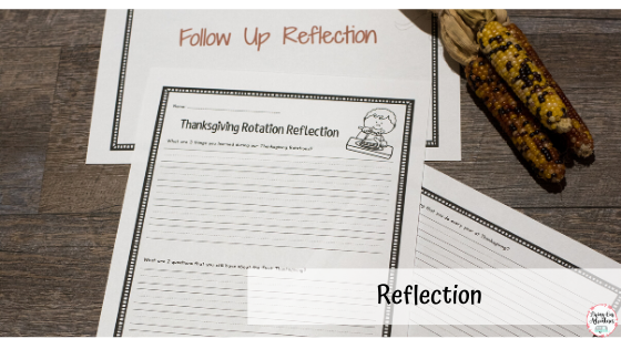 reflection activity