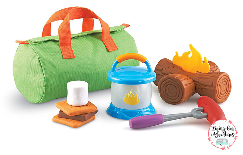 Camping Themed Toys