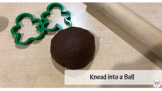 Knead into a Ball