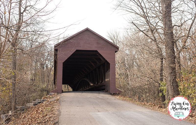 Meems Bottom Covered Bridge, VA