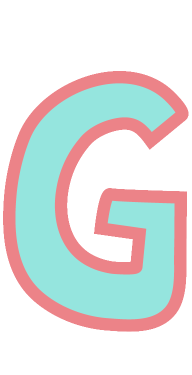 Letter of the Week-G