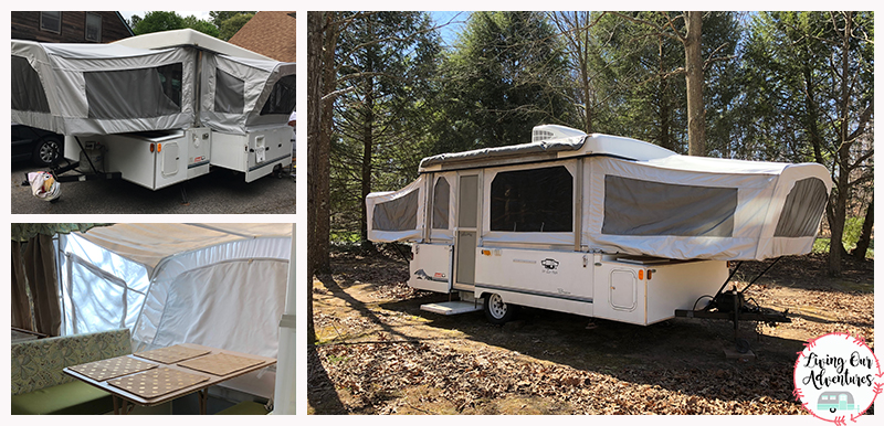 Pop Up Camper Canvas Replacement