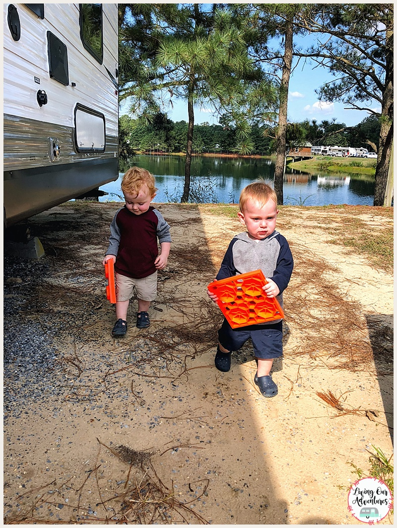 Why You Should Camp with Your Kids