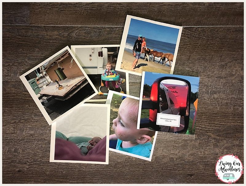 Why You Should Camp with Your Kids, making memories, sharing memories, chatbooks