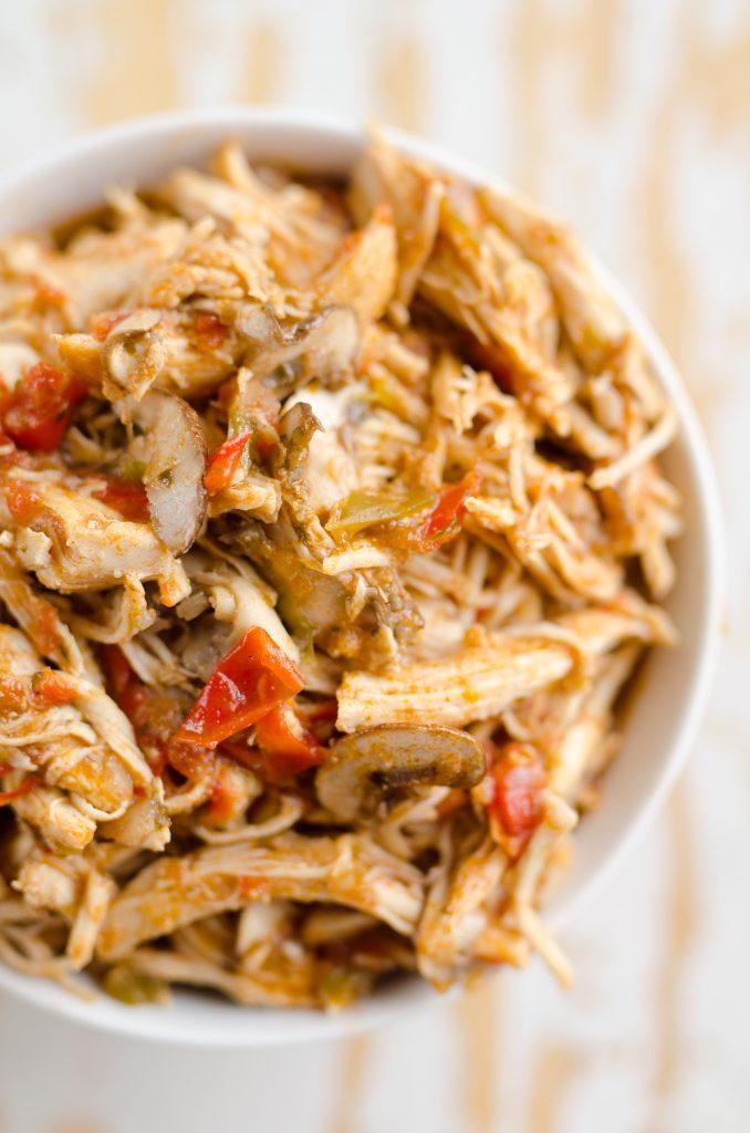 Italian Chicken Dump Recipe- Instant Pot