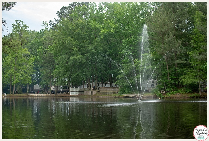 Lake Somerset Campground ~Campground Review~