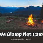 We Glamp, Not Camp! FB Group