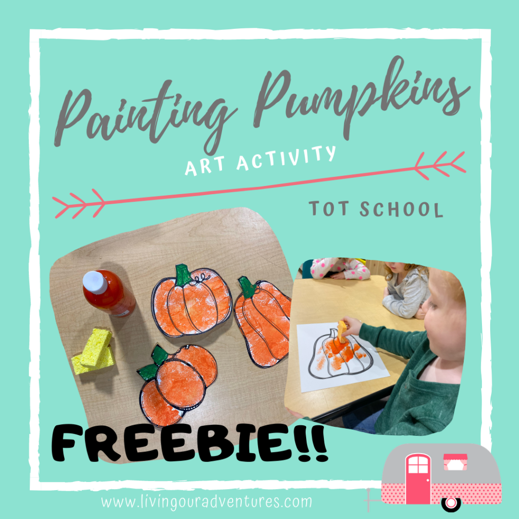Painting Pumpking_Art Project