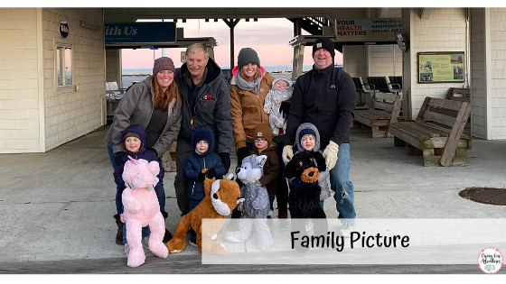 Ocean City Family Picture