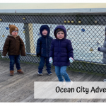 Ocean City, MD - Our Day Adventure