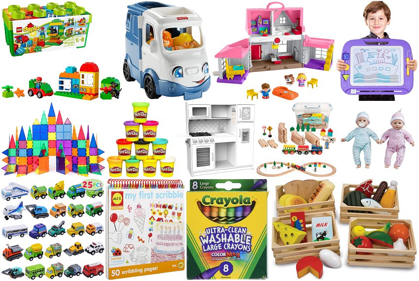 Must Have Toys for Your Daycare