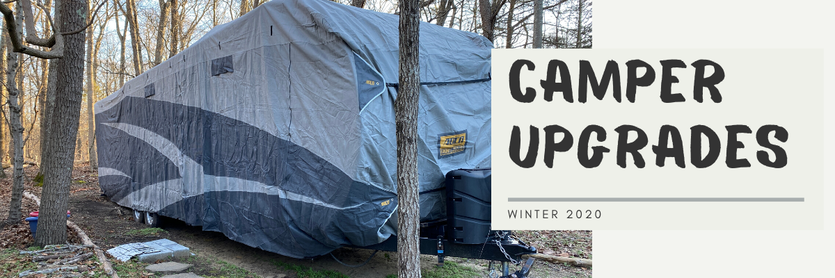 Camper Upgrades Winter
