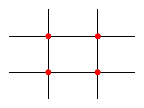 rule of third grid