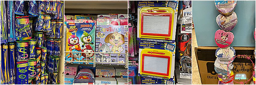 Dollar Store Camping Boxes-1