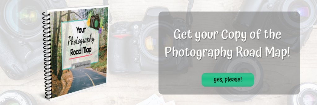Your Photography Road Map Banner