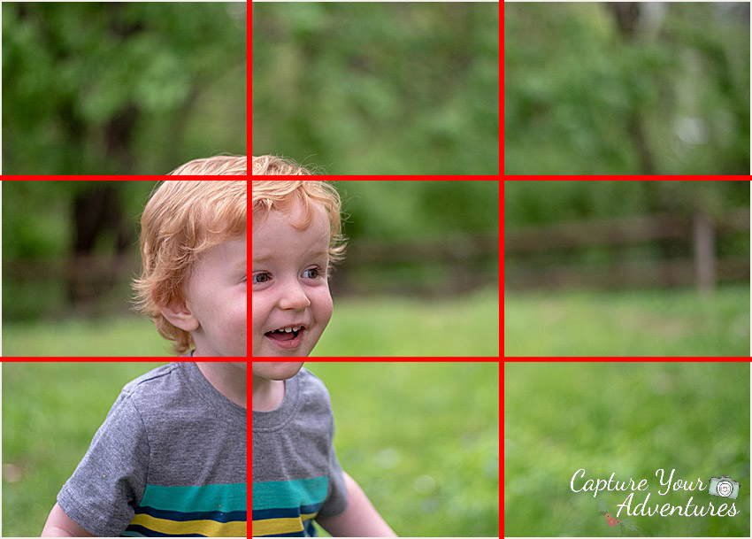 rule of thirds-directional